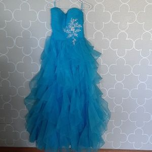 Prom or Quinceanera Dress